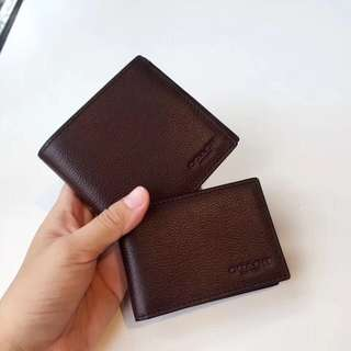 Coach Men's Short Wallet