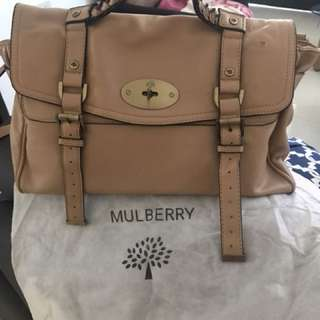 Inspired Mulberry bag