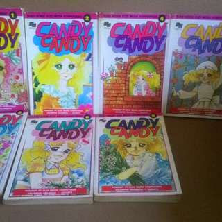 Komik Candy Candy