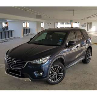 Mazda CX-5 2.5 Auto Luxury