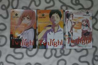evening twilight komik