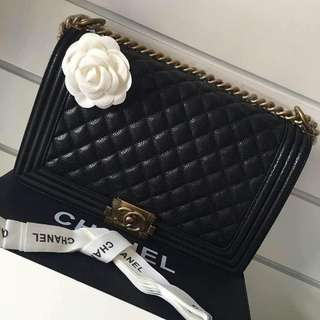CHANEL CLASSIC FLAP & LE BOY