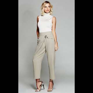 Marciano culotte dress pants
