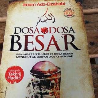 dosa dosa besar by imam adz dzahabi