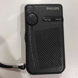 Vintage Philips Radio (Function)
