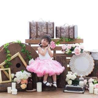 Petti Tutu Skirt - Ballet Pink