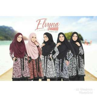 Elvyna Luxe Blouse (Pre-order)