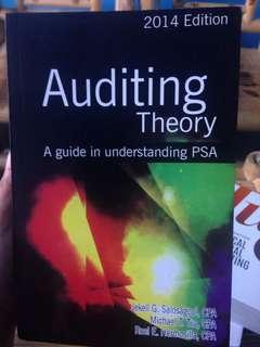 Auditing Theory by Salosagcol, Hermosilla and Tiu