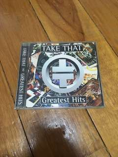 Take That: Greatest Hits Album