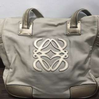 Loewe Shoulder Bag or Diaper bag