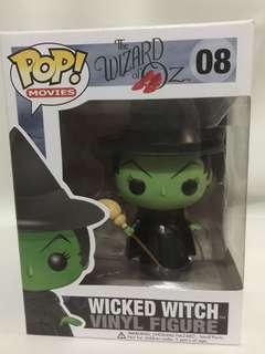 Funko pop Wicked witch