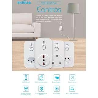 BroadLink E Contros Plug (Smart Plug)