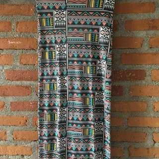 Pencil skirt rok panjang wanita
