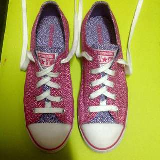 Authentic Converse Micro Dots Sneakers Shoes