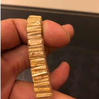水晶之王 鈦晶手排