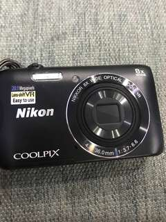 Nikon Coolpix A300 Camera