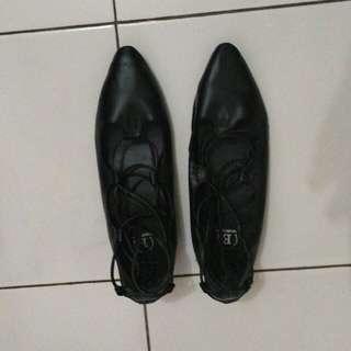 Flat tali hitam