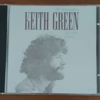 Keith Green : The Ministry Years Vol 1 Disc 1 CD
