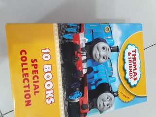 Thomas 10 books collection