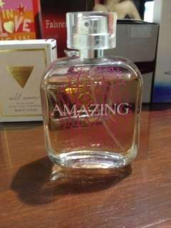 Authentic Amazing Perfume.