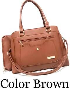 Handbag and Sling Bag