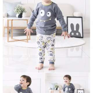 Pyjamas set for baby boy (pre order)