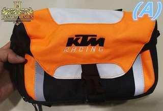 WAIST BAG water proof  (电单车兼户外型腰包)防水