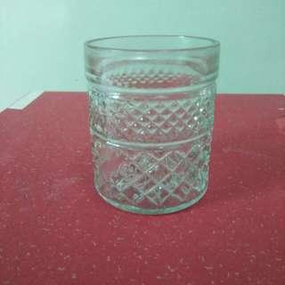 1 lusin gelas cristal