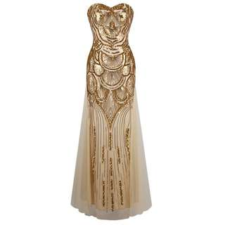 Instock Gatsby Theme Dress/Gown - Style B Instock Gatsby Theme Dress/Gown R2