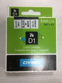 Dymo label tape / cassette