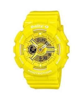 Casio Baby G Watch BA-110BC