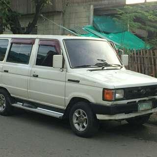 Toyota Tamarraw FX 1997