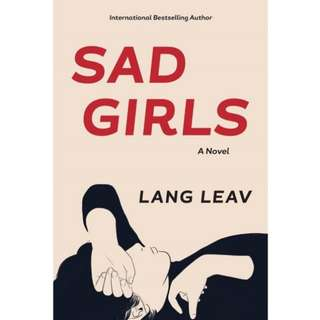 BN Sad Girls by Lang Leav
