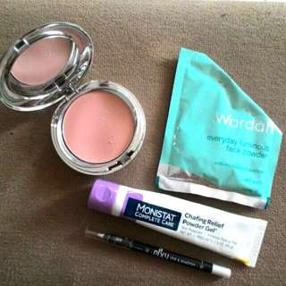 preloved make up
