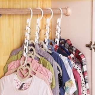 Magic Hanger  baju ajaib praktis lemari rapi - HGT001