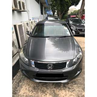 Car Rental Honda Accord 2.4, Daily, Weekends, Weekly & Monthly..