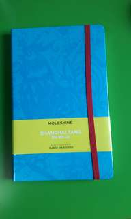 BNIP Moleskin Notebook