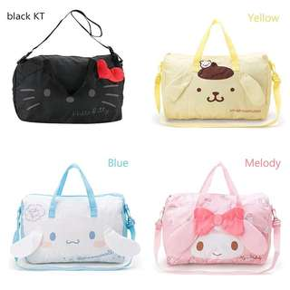 Cartoon Travel Bag / Hand Carry Luggage Bag