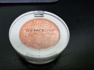 Eyeshadow Faceshop peachy
