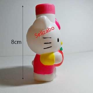 凯蒂貓 Hello Kitty Plastic Empty Bottle Sellzabo