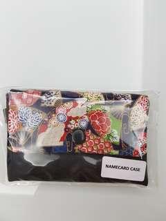 Japanese style namecard case