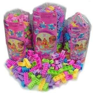 Block plastik