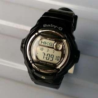 CASIO B SHOCK BG-169R黑色