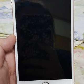 Iphone 6splus 128gb rosegold FU
