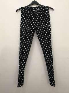 H&M Cross Pants