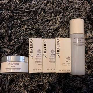 Shiseido Ibuki set