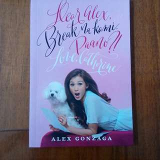Alex Gonzaga Book