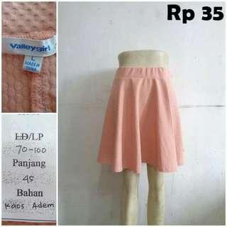 Valey Girl Skirt