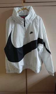 Nike jacket 外套 風褸 大剔 swoosh