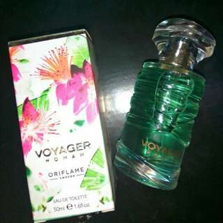 Parfum voyager woman by oriflame